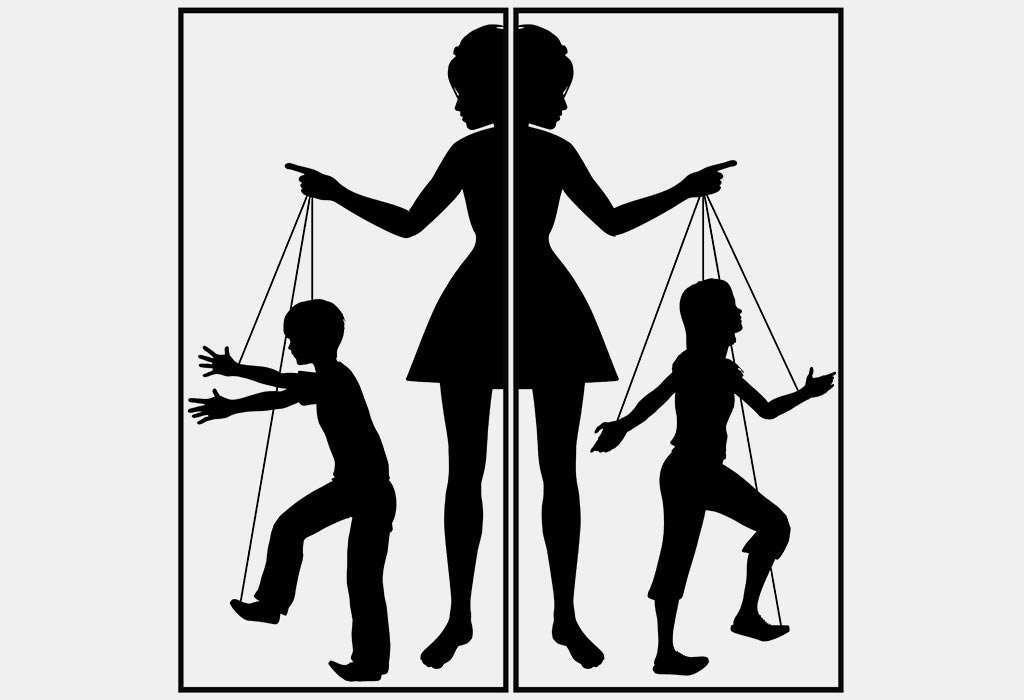 narcissist parents